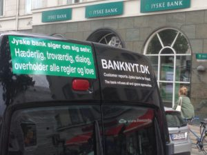 Jyske Banks fundament er usandt på mange punkter
